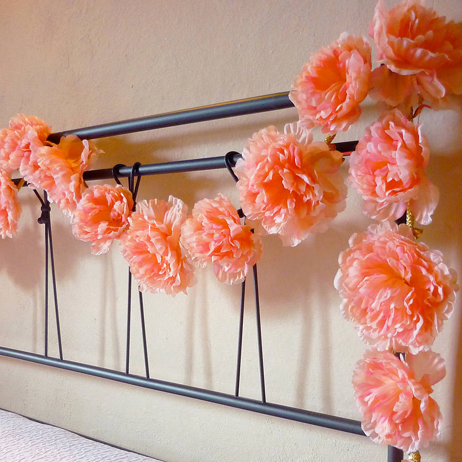 Artificial Flowers Headboard The Artificial Flowers Company