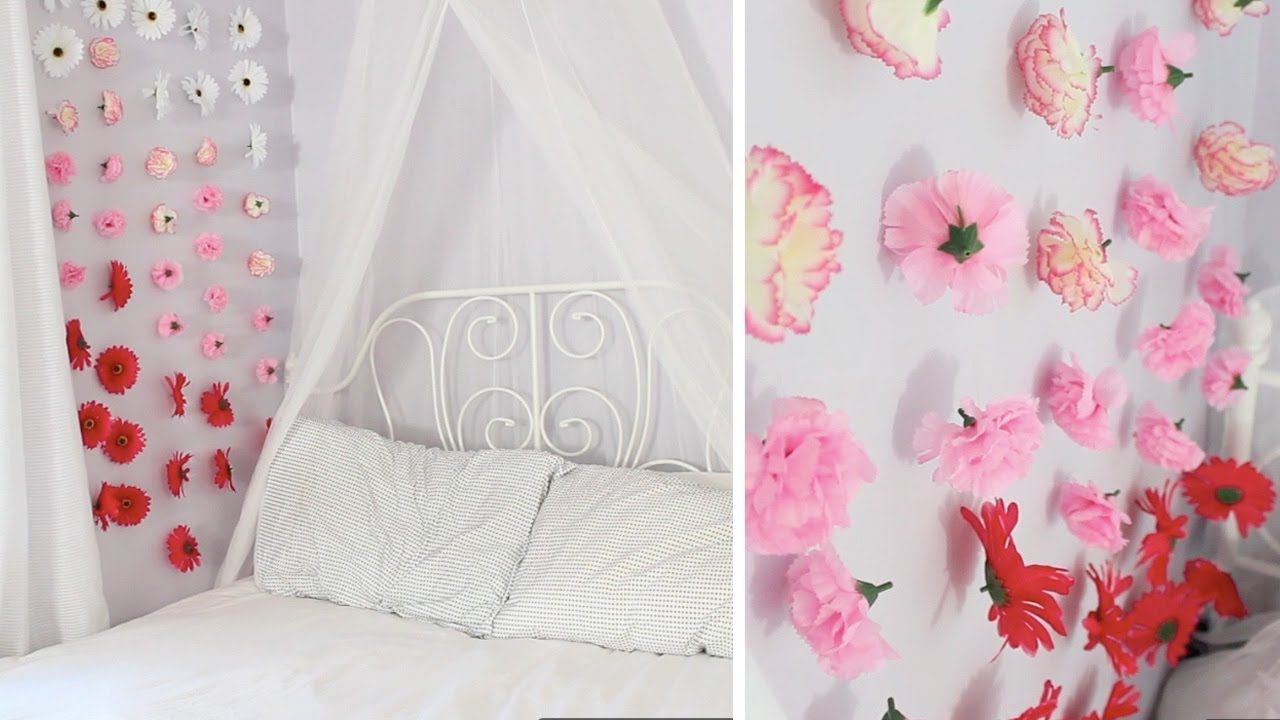 16 ways to use artificial flowers in your home