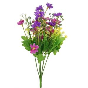A typical example of what you will find at the lower end of the price range. This bunch is cheery but not very realistic, as you would expect for the price of just £2.99 (click on the picture to buy).