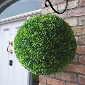 40cm green topiary