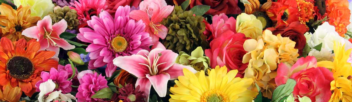A Guide to Buying Artificial Flowers