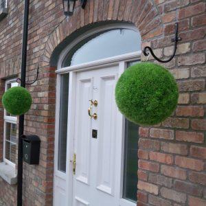 Moss topiary ball