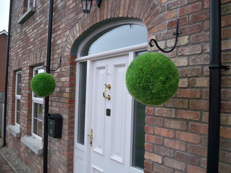 40cm Topiary Balls Part - 49: Moss Topiary Ball
