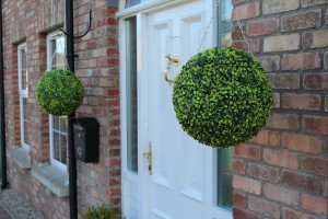 Real vs artificial topiary – which should you choose?