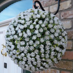 white-rose-topiary-ball