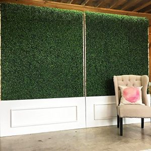 Artificial hedge - boxwood
