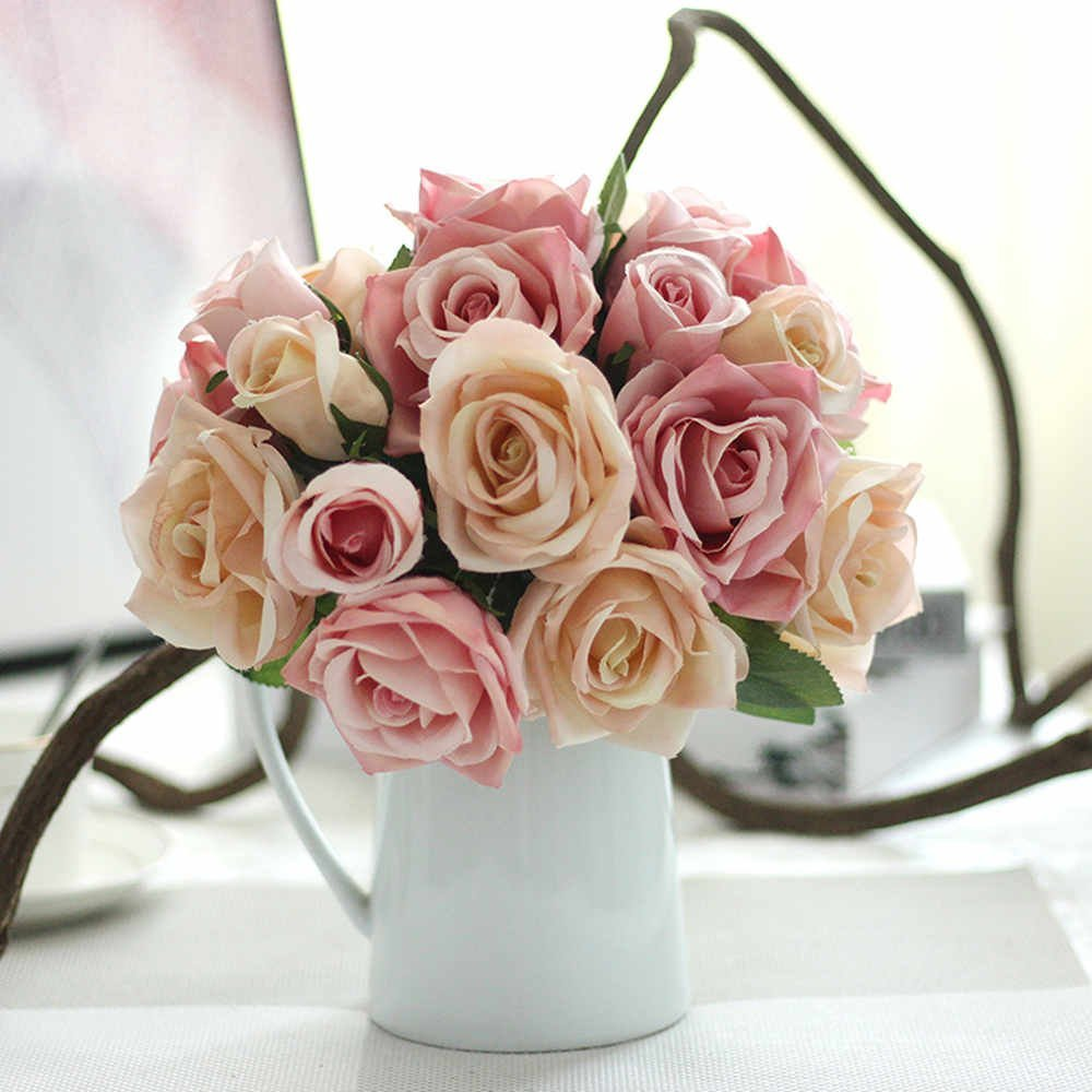 Artificial flowers - roses