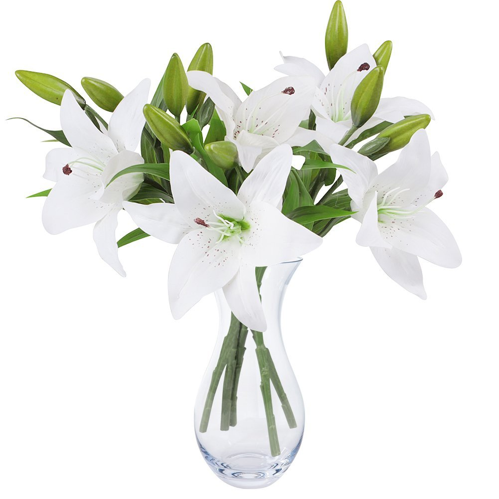Artificial lillies