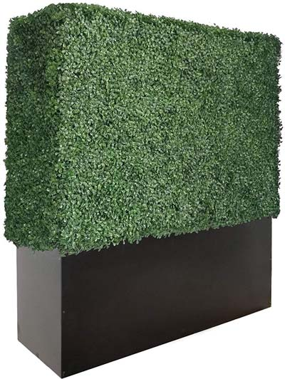 Artificial hedge screen